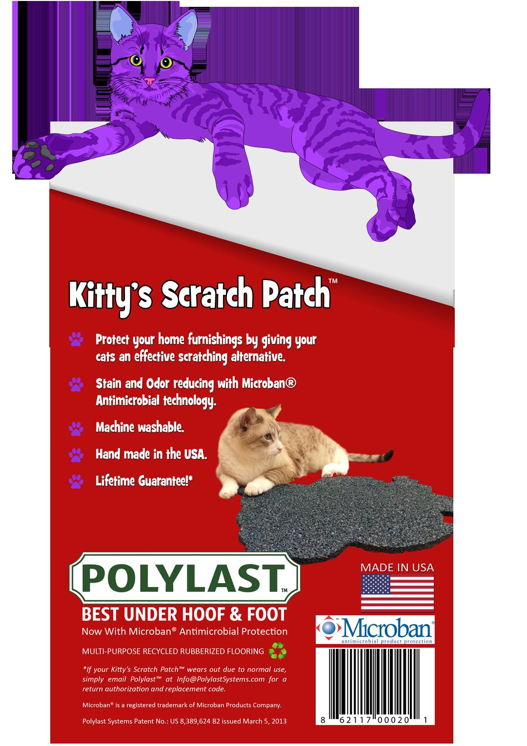 Kitty's Scratch Patch
