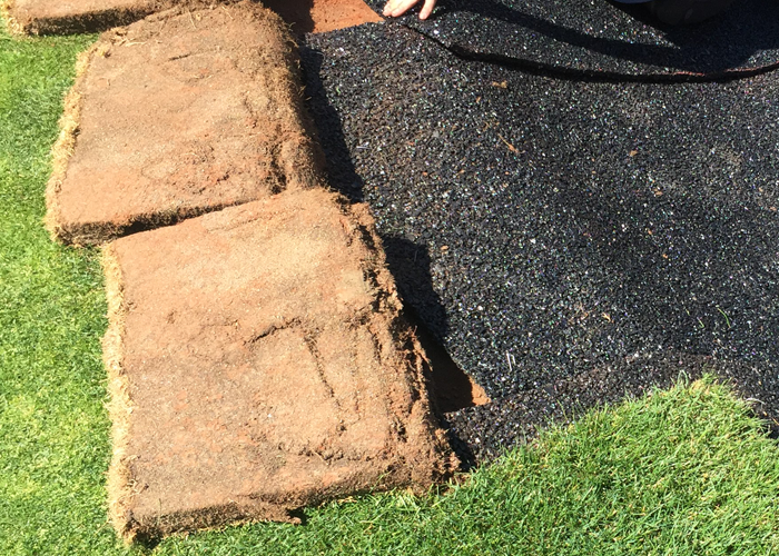 Bunker Liner Replace Turf