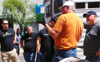 April Authorized Polylast Dealer Training