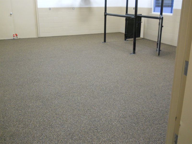 Veterinary Clinic Flooring
