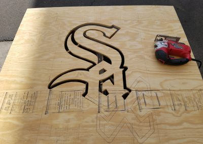 Chicago White Sox Logo 3