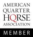 AQHA American Quarter Horse Association Member