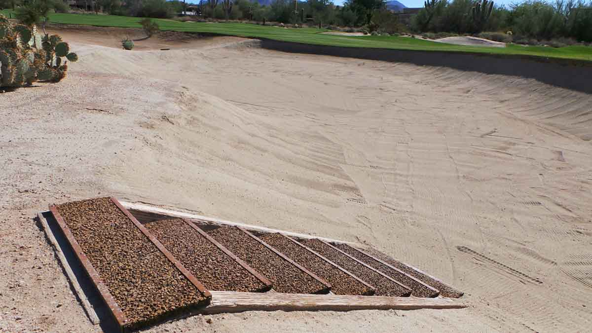 Polylast Bunker Liner Stairs 2