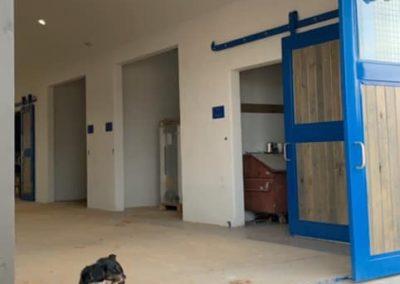 Highlander Training Center Doorway Before