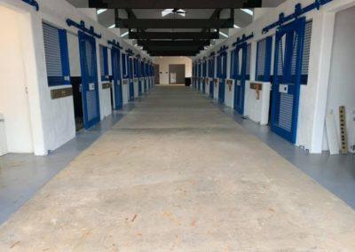 Highlander Training Center Main Area Before