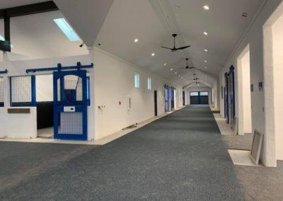Highlander Training Center Main Area Finished 1
