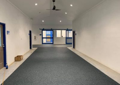 Highlander Training Center Main Area Finished 2