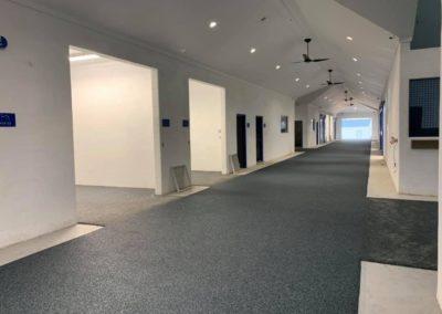 Highlander Training Center Main Area Finished 3