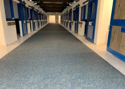 Highlander Training Center Main Area Finished 4