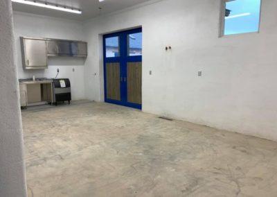 Highlander Training Center Side Room Before