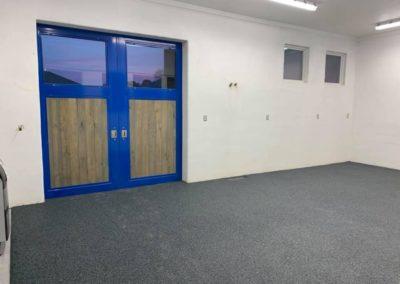 Highlander Training Center Side Room Finished 3