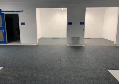 Highlander Training Center Side Room Finished 5